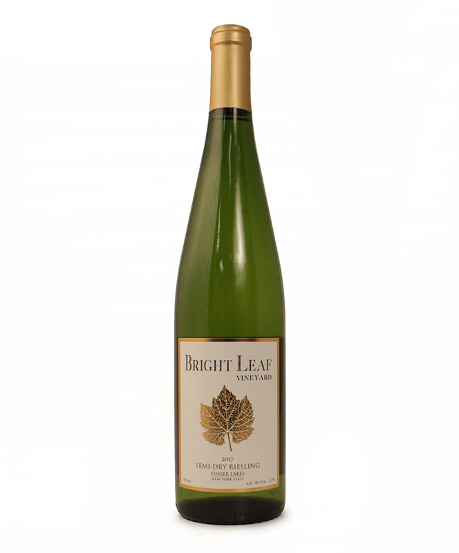 BRIGHT LEAF S/DRY RIESLING 750ML
