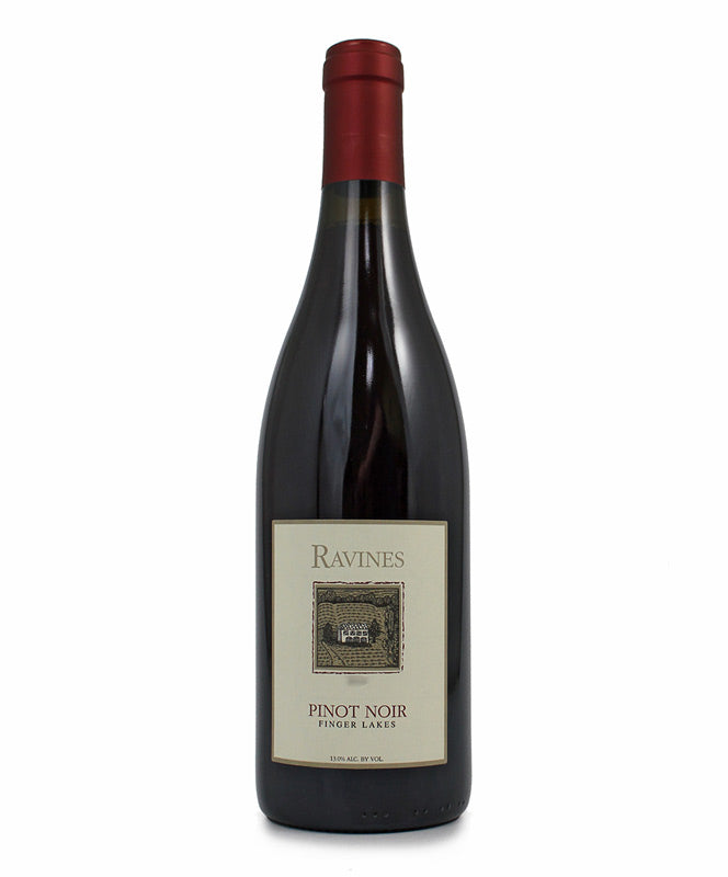 Ravines, Pinot Noir, Keuka Lake, 750ml