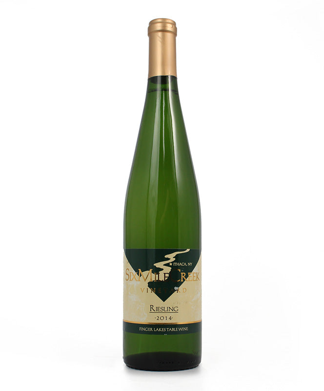 SIX MILE CREEK WINERY RIESLING 750ML