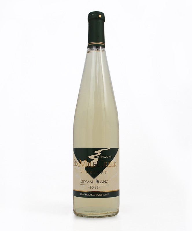 SIX MILE CREEK WINERY SEYVAL BLANC 750ML