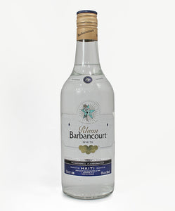 Rhum Barbancourt, White Rum, Haiti, 750ml