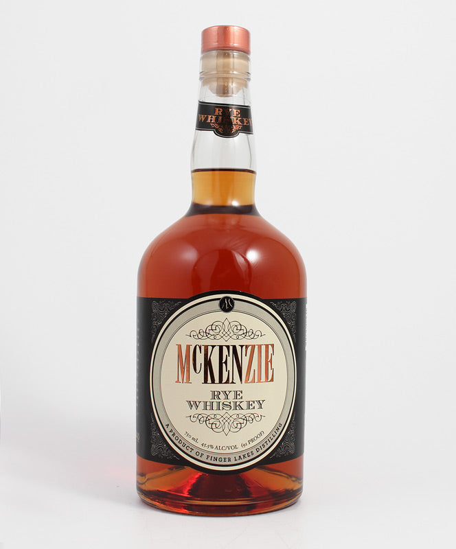 Finger Lakes Distilling, McKenzie Rye, Seneca Lake, 750ml