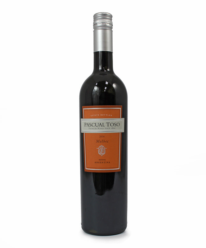 Pascual Toso, Estate Malbec, Mendoza, 750ml