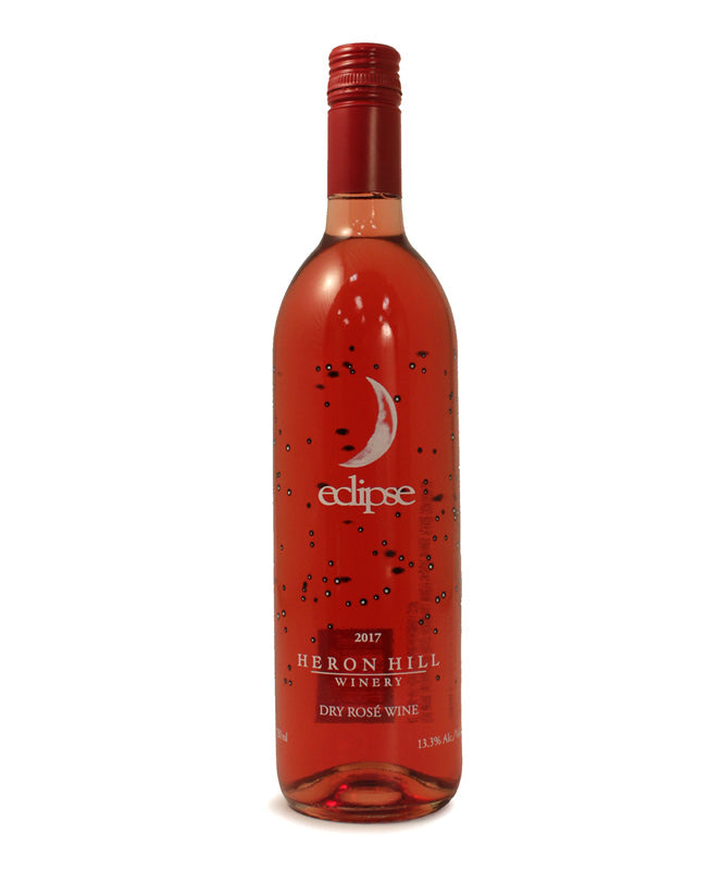 Heron Hill, Eclipse Rose, New York, 750ml