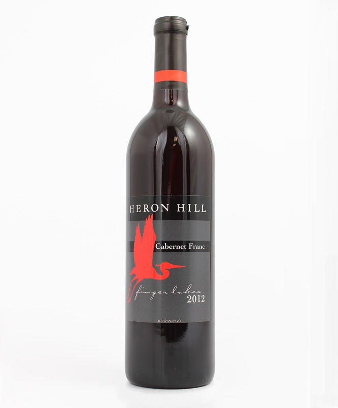 Heron Hill, Cabernet Franc, Keuka Lake, 750ml
