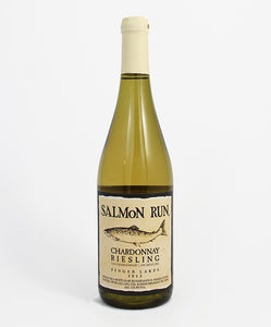 Dr. Frank, Salmon Run, Chardonnay-Riesling, Keuka Lake, 750ml