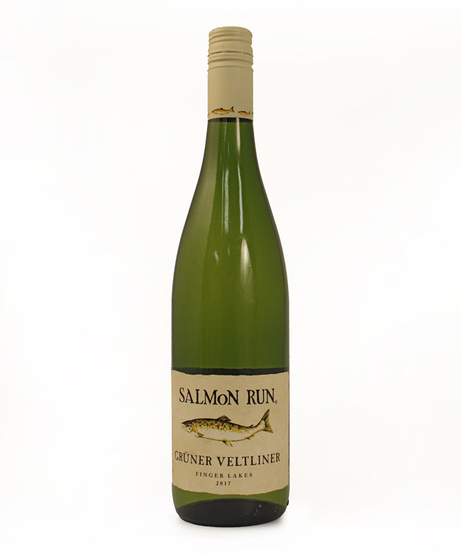 SALMON RUN GRUNER VELTLINER 750ML