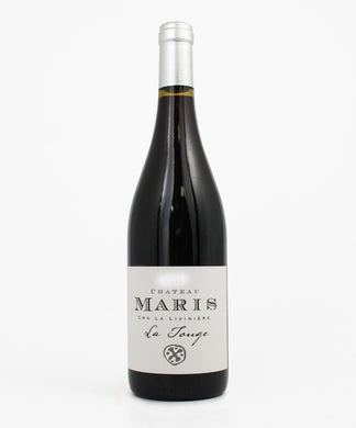 Chateau Maris, La Touge Syrah, Minervois, 750ml