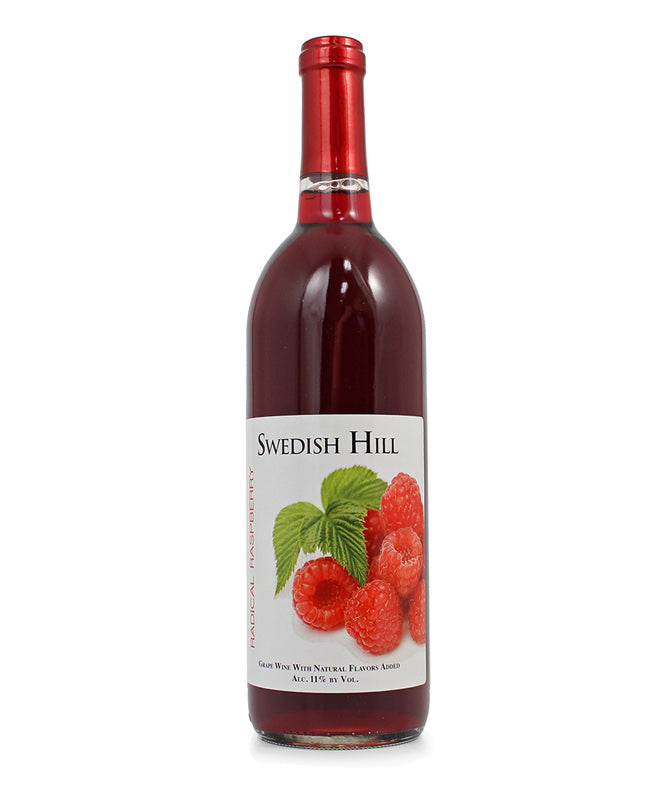 SWEDISH HILL RADICAL RASPBERRY 750ML