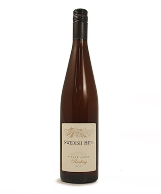 Swedish Hill, Riesling, Cayuga Lake, 750ml