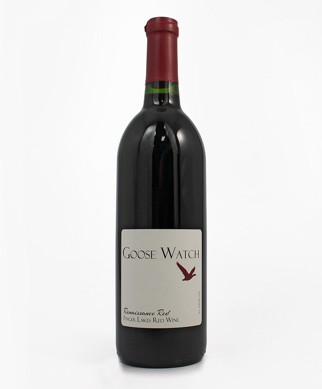 Goose Watch, Renaissance Red, Cayuga Lake, 750ml