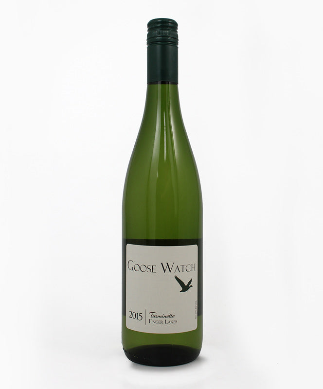 Goose Watch, Traminette, Cayuga Lake, 750ml
