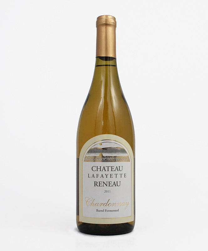 Chateau LaFayette Reneau, Barrel Chardonnay, Seneca Lake, 750ml