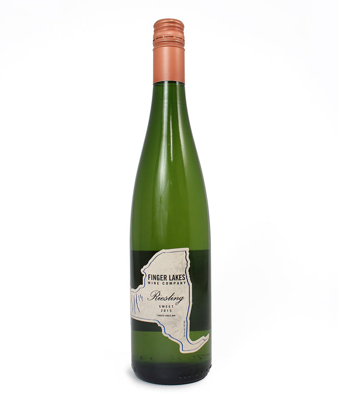 FINGER LAKES WINE CO. SWEET RIESLING 750ML