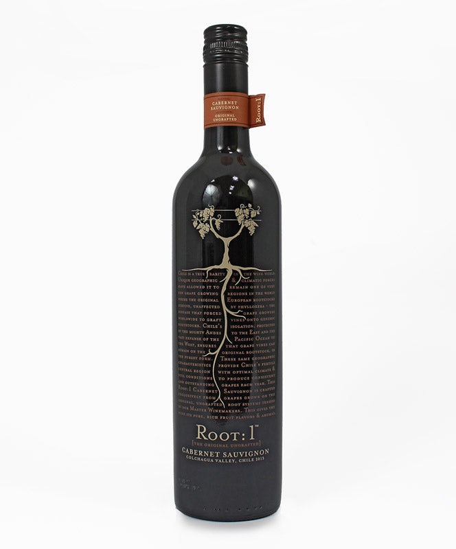 ROOT:1 CABERNET SAUV 750ML