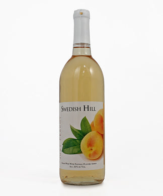 Swedish Hill, Just Peachy, Cayuga Lake, 750ml
