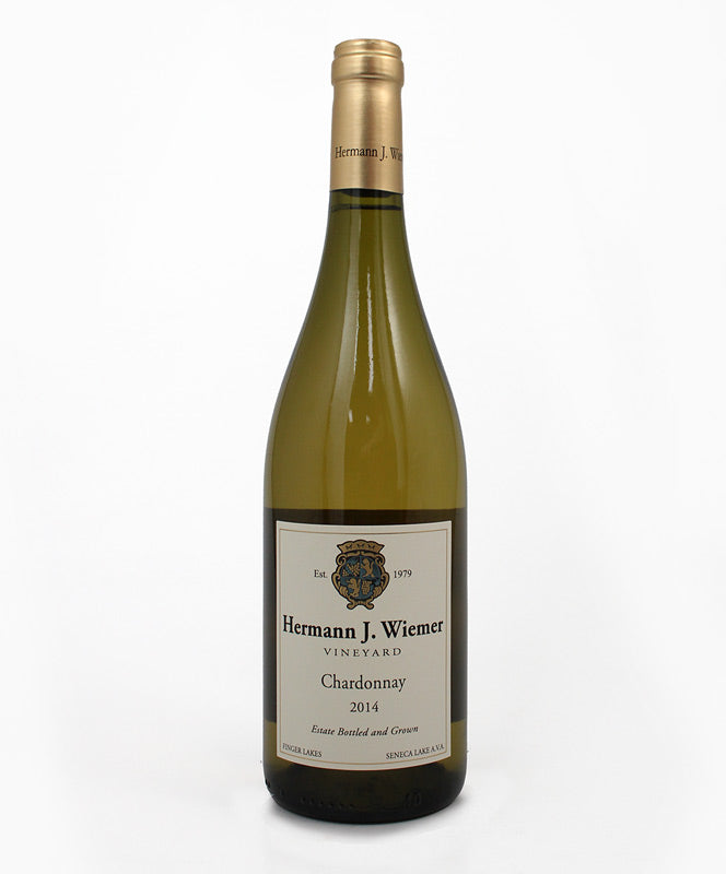 Hermann J. Wiemer, Chardonnay, Seneca Lake, 750ml