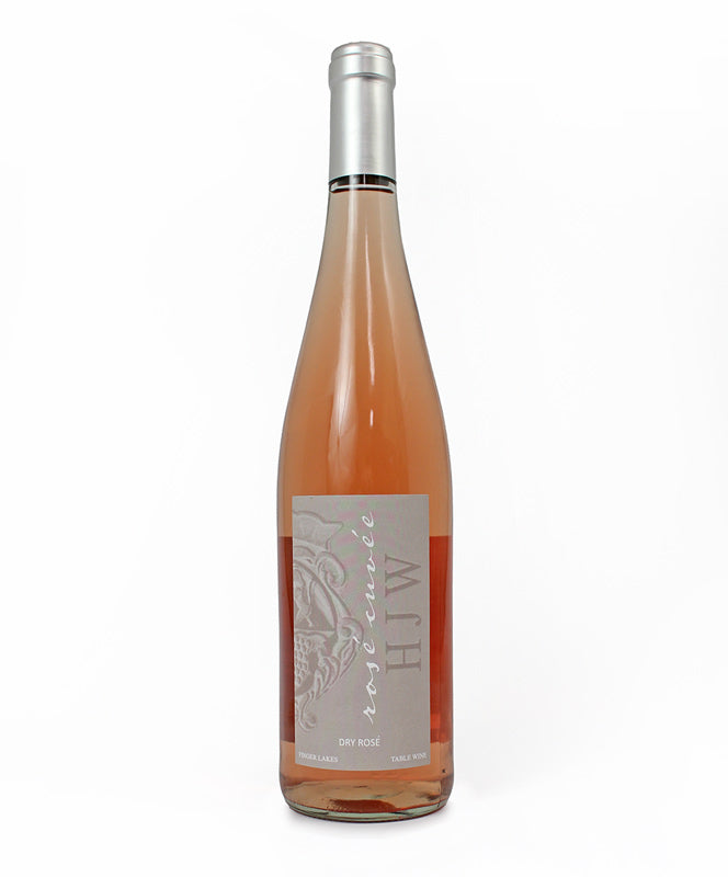 Hermann J. Wiemer, Dry Rose Cuvee, Seneca Lake, 750ml