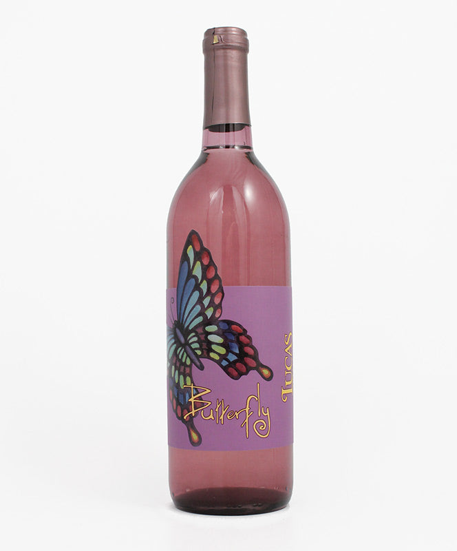 LUCAS VINEYARDS BUTTERFLY 750ML