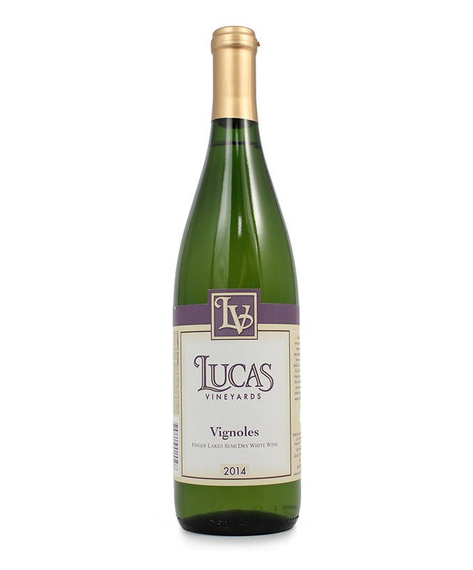 LUCAS VINEYARDS VIGNOLES 750ML