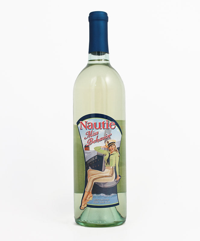 LUCAS VINEYARDS MISS BEHAVIN' 750ML