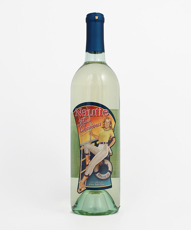 Lucas Vineyards, Miss Chevious, Cayuga Lake, 750ml