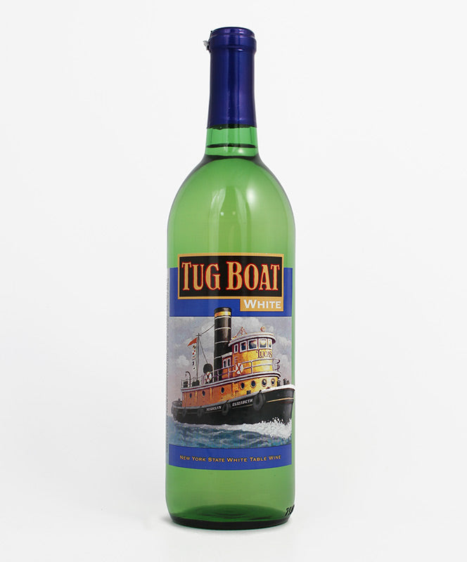 LUCAS VINEYARDS TUG BOAT WHITE 750ML