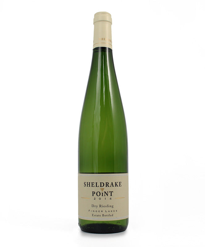 Sheldrake Point, Dry Riesling, Cayuga Lake, 750ml