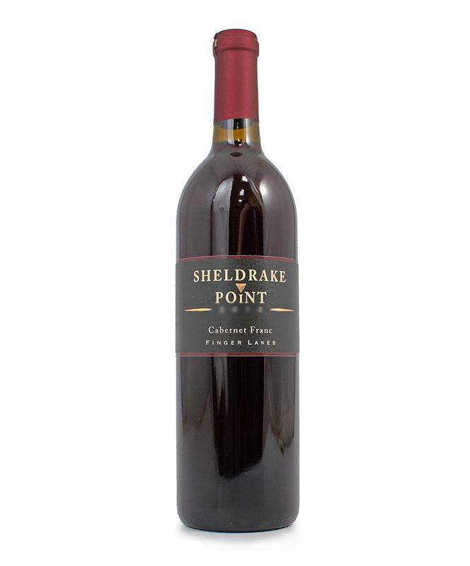 Sheldrake Point, Cabernet Franc, Cayuga Lake, 750ml