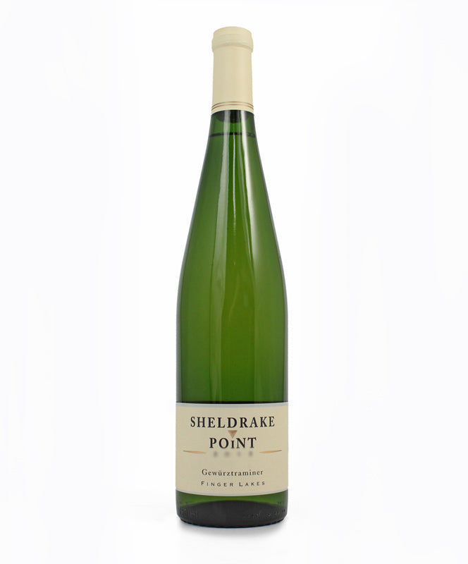 Sheldrake Point, Gewurztraminer, Cayuga Lake, 750ml