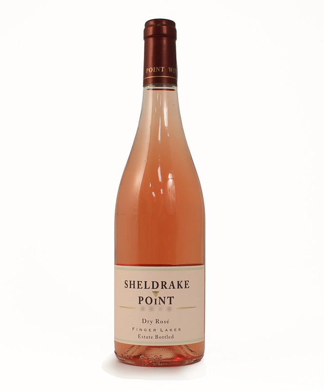 Sheldrake Point, Dry Rose, Cayuga Lake, 750ml