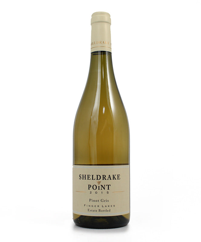 Sheldrake Point, Pinot Gris, Cayuga Lake, 750ml