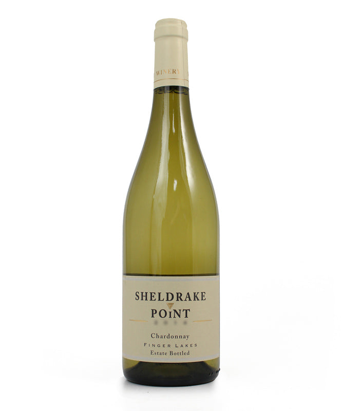 Sheldrake Point, Chardonnay, Cayuga Lake, 750ml