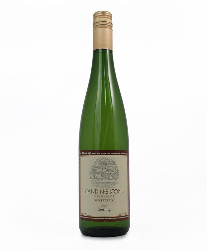 Standing Stone Vineyards, Riesling, Seneca Lake, 750ml
