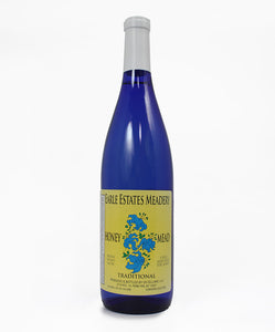 Earle Estates Meadery, Traditional Honey Mead, Seneca Lake, 750ml