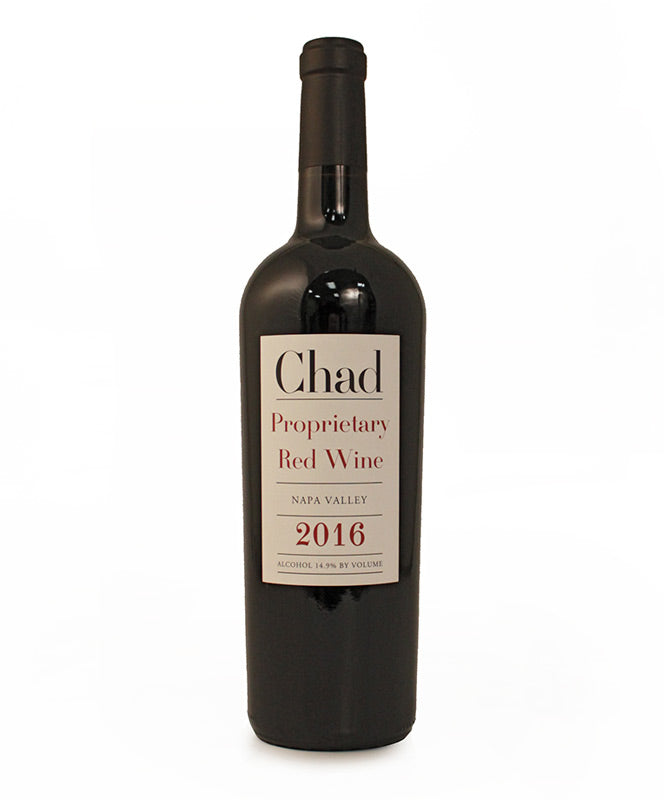 Chad, Proprietary Red, Napa Valley, 750ml