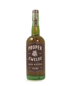 Proper Twelve, Irish Whiskey, 750ml