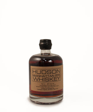 Tuthilltown Spirits, Hudson Manhattan Rye, 750ml