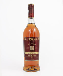 Glenmorangie, The Lasanta, Sherry Wood, Highland, 750ml