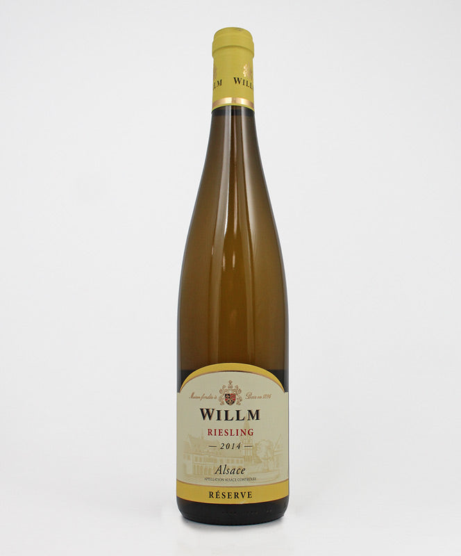 Willm, Riesling Reserve, Alsace, 750ml