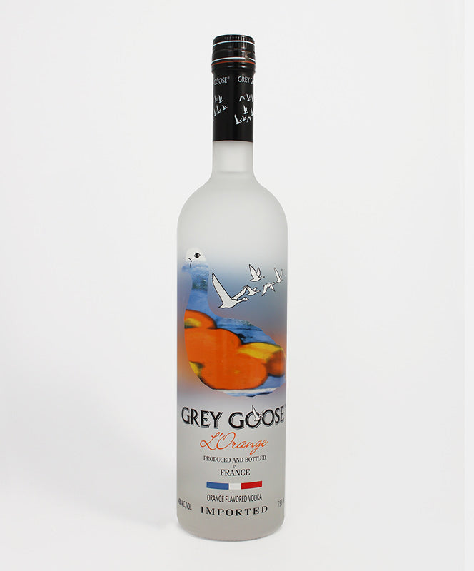 Grey Goose, Vodka L'Orange, 750ml
