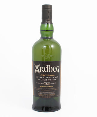 Ardbeg. Single Malt 10yr., Islay, 750ml