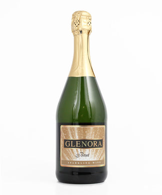 Glenora Cellars, Brut Sparkling, Seneca Lake, 750ml