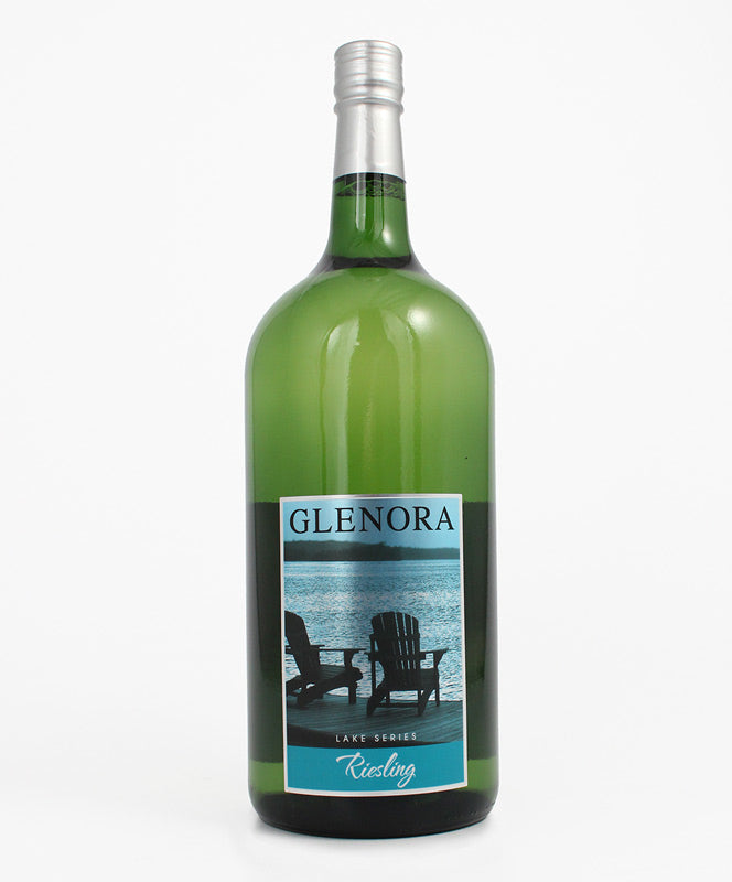 Glenora Cellars, Lake Series Riesling, Seneca Lake, 1.5L