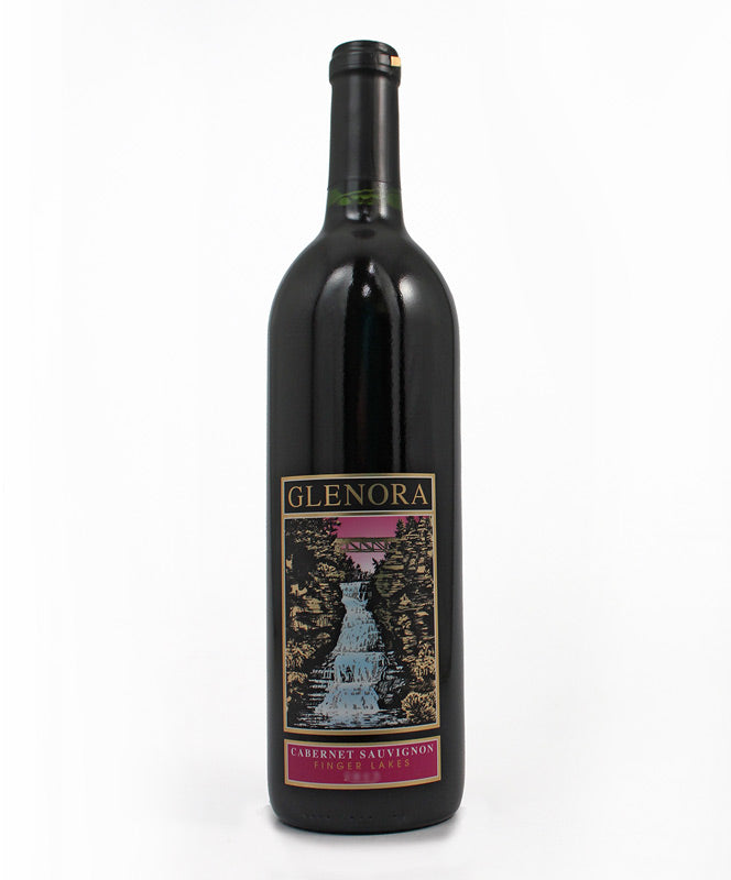 Glenora Cellars, Cabernet Sauvignon, Seneca Lake, 750ml