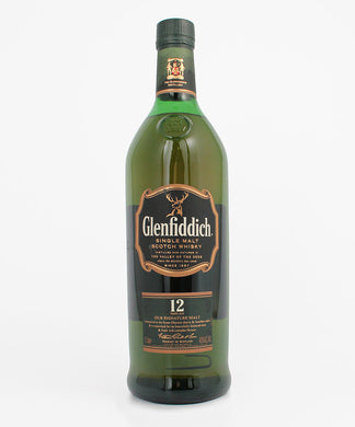 Glenfiddich, 12 Year Old, Highland, 1L