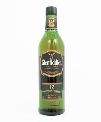 Glenfiddich, 12 Year Old, Highland, 750ml