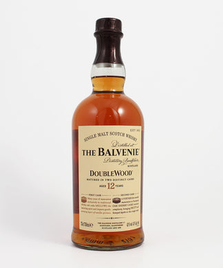 Balvenie, Doublewood Single Malt 12yr., Highland, 750ml