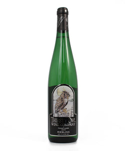 THIRSTY OWL RIESLING 750ML