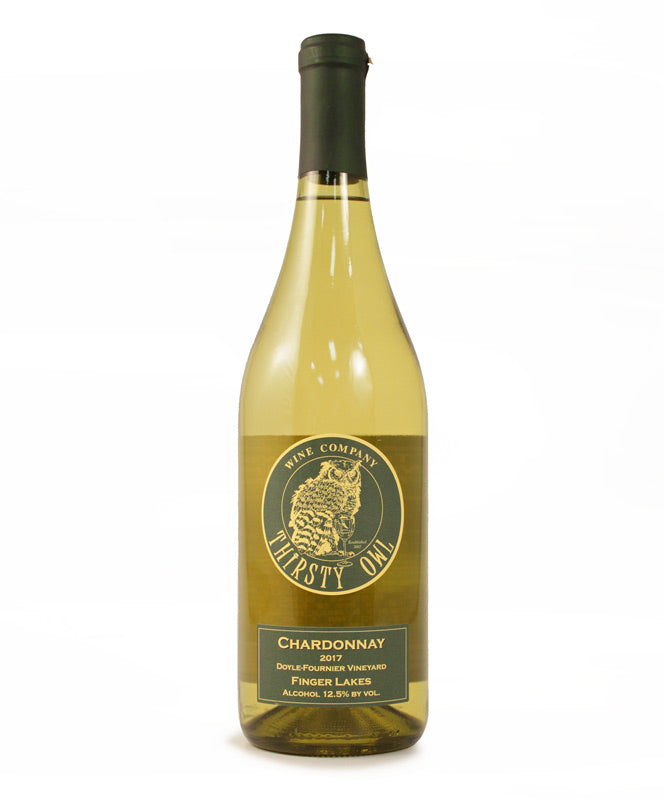 Thirsty Owl, Chardonnay, Cayuga Lake, 750ml